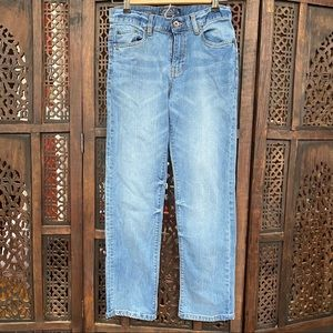 Lucky Brand Kids Size 14 Classic Straight Jeans